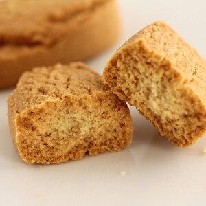 神林堂豆乳おからクッキーバー割れてる断面