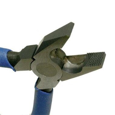 【SOLIDCABLE】スタンダードペンチHT-P160CRV160mmクロムバナジウム鋼ボディすべりどめグリップクロスギザ加工ソリッド