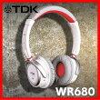 【TDK】Bluetooth対応密閉型ワイヤレスステレオヘッドホンNFC搭載スマートフォン対応