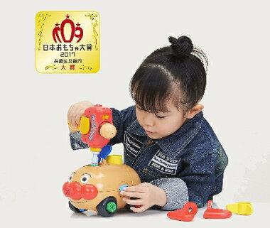 【送料無料】セガトイズはしるぞっ!ねじねじアンパンマンごう知育玩具アンパンマン組立DIY