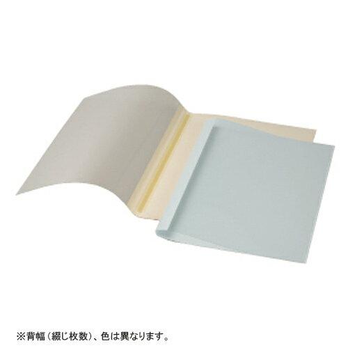 GBCサーマバインド 背幅3mm 糊付け製本機  表紙カバー10枚入 TCW03A4R  表紙は透明クリアシートで裏表紙は紙でアイボリー色です