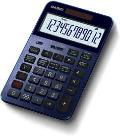 在庫あり・送料無料 カシオ S100BU 高級電卓 THE SPECIAL ONE ブルー S100BU