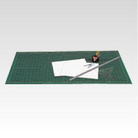 (KC)  ミワックス カッターマット 1800×900mm3×6判 MC-3L 【メーカー直送品/代引き不可】