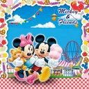 (KC)フジカラー ディズニー フリーアルバム10枚台紙付  ミニーのキス NF-10L 4977466104541