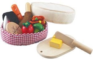 【エドインター】木と布のおもちゃ(手作りおべんとう)/出産祝い/プレゼント/誕生日/男の子/女の子/知育玩具