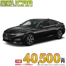 ☆月額 40,500円 楽乗りCAR 新車 ホンダ インサイト 2WD 1500 EX BLACK STYLE