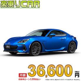 ☆月額 36,300円 楽乗りCAR 新車 スバル BRZ RWD 2400 S 6MT