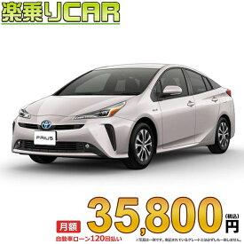 ☆月額 35,800円 楽乗りCAR 新車 トヨタ プリウス 2WD 1800 A プレミアム