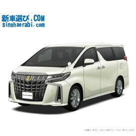 """《 新車 トヨタ アルファード 2WD 2500 特別仕様車 S""""TYPE GOLD 2"""" 7人乗り 》"""