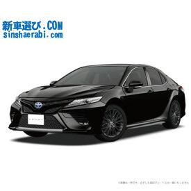 《 新車 トヨタ カムリ 4WD 2500 WS Black Edition 》