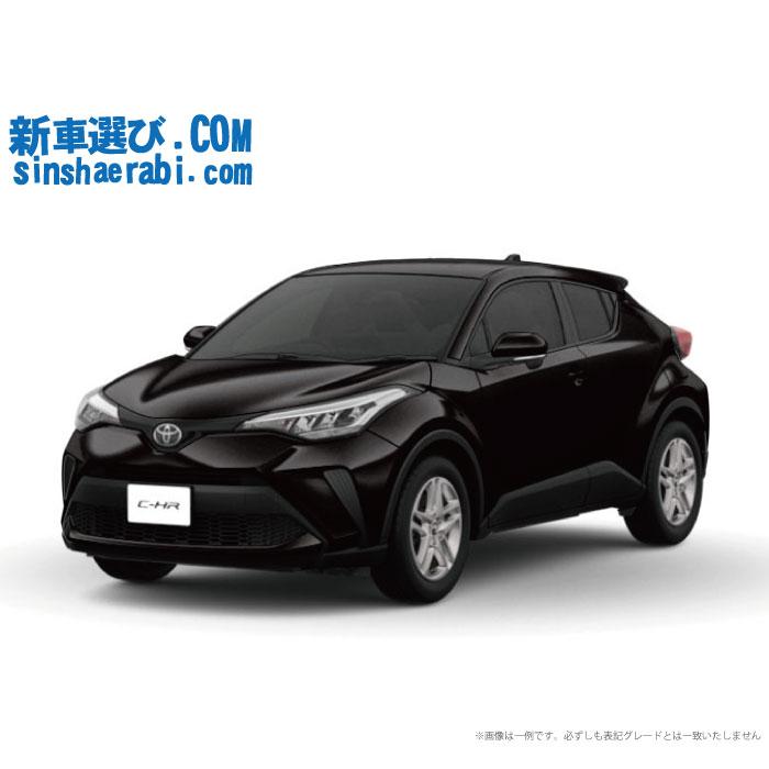 《新車 トヨタ C-HR 2WD 1200 S-T ガソリン車》