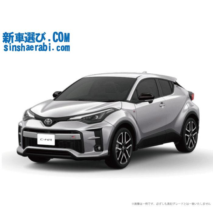 《新車 トヨタ C-HR 4WD 1200 G-T ガソリン車 》