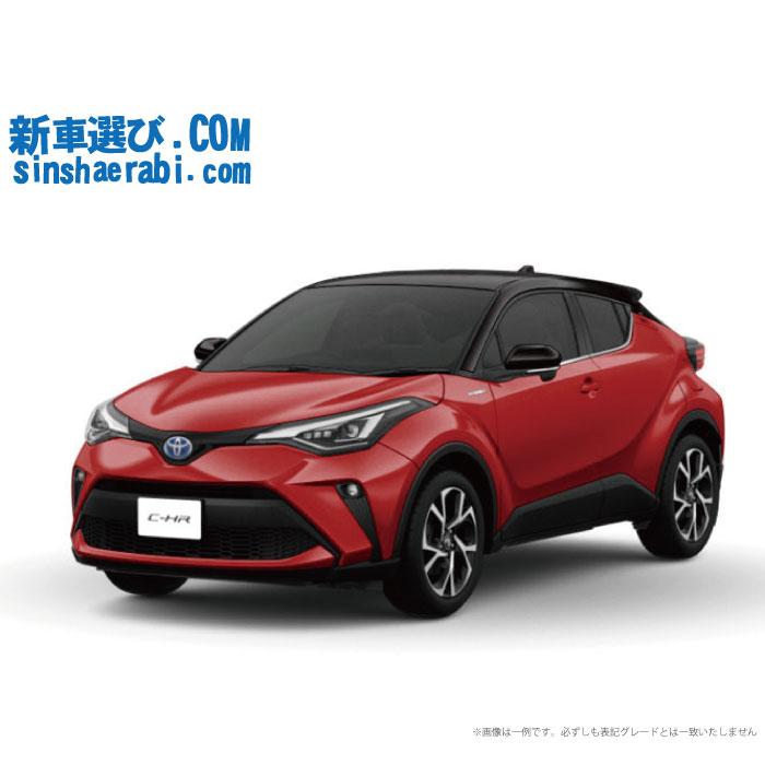 """《新車 トヨタ C-HR 2WD 1800 HYBRID S""""LED Package"""" 》"""