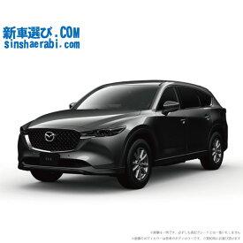 《 新車 マツダ CX-8 4WD 2500 25S 6人乗り 》