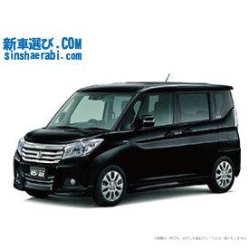 ☆月額 23,700円 楽乗りCAR 新車 ミツビシ デリカD2 2WD 1200 HYBRID MZ