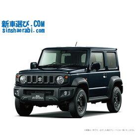 ☆月額 21,800円 楽乗りCAR 新車 スズキ スズキ ジムニーシエラ 4WD 1500 JL 5MT