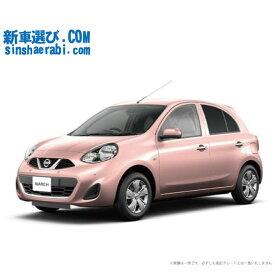 ☆月額 19,000円 楽乗りCAR 新車 ニッサン マーチ 2WD 1200 ボレロ