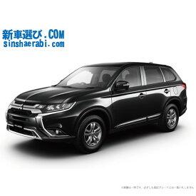 ☆月額 33,500円 楽乗りCAR 新車 ミツビシ アウトランダー 4WD 2400 24M