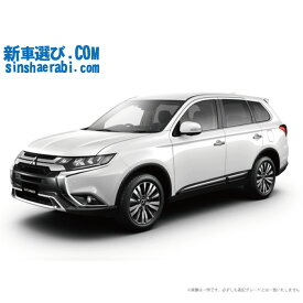 ☆月額 36,900円 楽乗りCAR 新車 ミツビシ アウトランダー 4WD 2400 24G Plus Package