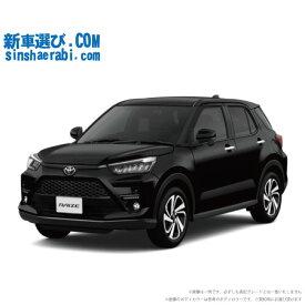 《 新車 トヨタ ライズ 4WD 1000 Z 》