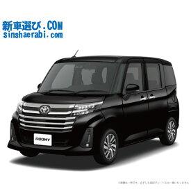 《 新車 トヨタ ルーミーカスタム 4WD 1000 Custom G 》