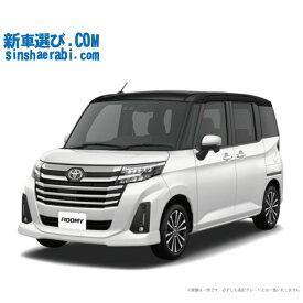 《 新車 トヨタ ルーミーカスタム 2WD 1000 Custom G-T 》