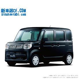 ☆月額 18,700円 楽乗りCAR 新車 スズキ スペーシア 4WD 660 HYBRID X