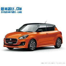 ☆月額 19,600円 楽乗りCAR 新車 スズキ スイフト 4WD 1200 XL CVT