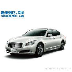 ☆月額79,700円 楽乗りCAR 新車 ニッサン シーマ 2WD 3500 HYBRID