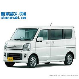 ☆月額20,100円 楽乗りCAR 新車 ニッサン NV100 クリッパーリオ 4WD 660 E 標準ルーフ