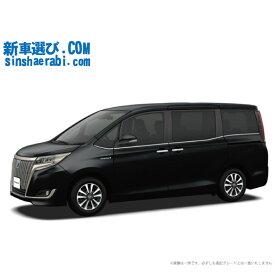 《新車 トヨタ エスクァイア 2WD 2000 Gi Premium Package・Black-Tailored 7人乗り 》