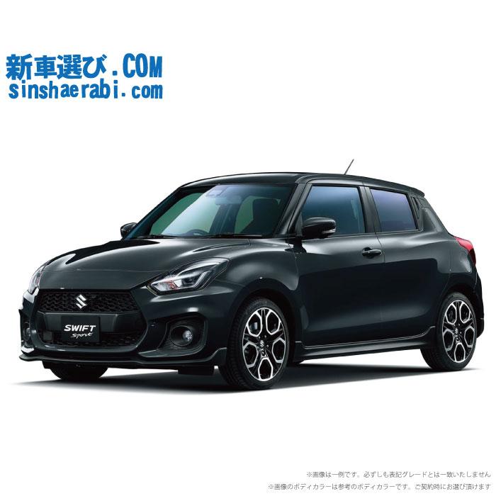 ☆月額 22,600円 楽乗りCAR 新車 スズキ スイフトスポーツ 2WD 1400 6AT