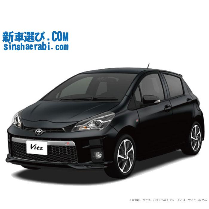 ☆月額 26,100円 楽乗りCAR 新車 トヨタ ヴィッツ 2WD 1500 GR SPORT GR 5MT