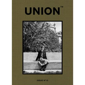 【UNION】ユニオン issue.15  No,15 2019 A/W