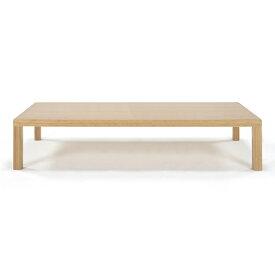 リビングテーブル角脚 TL-K1885 W1800 【美しい竹の家具TEORI テオリ】竹無垢 日本製/岡山【RCP】