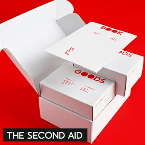 NOSIGNER/THE SECOND AID COMPACT EMERGENCY BOXEmergency goods/Emergency/Emergency food/Earthquake disaster