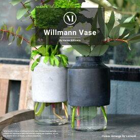 menu Willmann Vase/ウィルマン ベースメニュー デザイン/Hanne Willmann花瓶/フラワーベース/水差し/北欧 コンビニ受取対応【RCP】