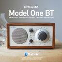 【Tivoli Audio 】Model One BT 【クラシックウォールナット/ベージュ】モデルワンビーティー/モデルワンBT/チボリオーディオ【コンビニ受取対応商品】【RCP】