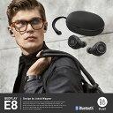 ●●【B&O Play】Beoplay E8 ワイヤレスイヤフォンヤコブ・ワグナー/リチウムイオン電池/ハンズフリー通話/Bluetooth 4.2/ブルートゥ...
