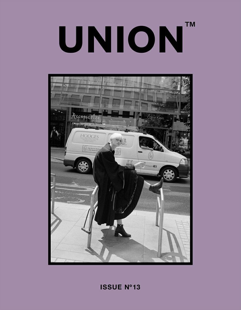 【UNION】ユニオン issue.13 Cover C カバーCNo,13 2018 A/WLara Mullen写真集/フォトブック ISBN:978-4-9909193-2-0 【コンビニ受取対応商品】