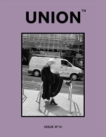 【UNION】ユニオン issue.13 Cover C カバーCNo,13 2018 A/WLara Mullen写真集/フォトブック ISBN:978-4-9909193-2-0  コンビニ受取対応
