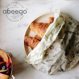 【abeego アビーゴ】ビーズワックスラップ食品ラップ ミツロウラップ キッチン 食品保存 エコラップ【RCP】