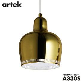 artek アルテック  A330S GOLDEN BELL ペンダントランプ ブラス ペンダントランプ 照明 ライティング デザイナー 北欧 ライト ランプ ドイツ プレゼント