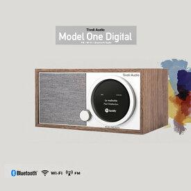 Tivoli Audio チボリオーディオ Model One Digital モデルワンデジタルブルートゥース Bluetooth AM FM ラジオ ワイヤレス スピーカー リモコン コンビニ受取対応【RCP】