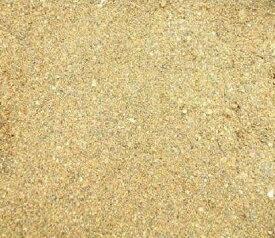 通し真砂土 5mm 18kg