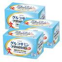 【シオノギヘルスケア】【送料無料】グルコサミン+アガロオリゴ糖<6粒×30包入り(1日の目安:6粒)>×3箱セット【…