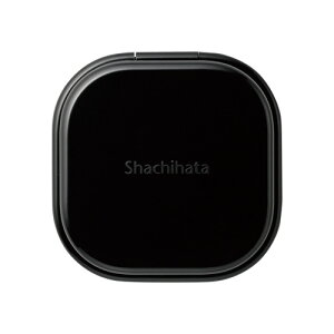 速乾シヤチハタ朱肉 コンパクトタイプ 40号 黒【JP】