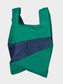 [Rakuten Fashion]SUSAN BIJL: SHOPPING BAG L (エコバッグ) SHIPS シップス バッグ エコバッグ/サブバッグ グリーン グレー ブラック カーキ オレンジ ブルー【送料無料】