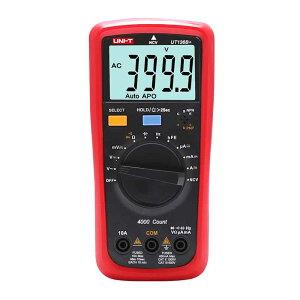 UNI-T 【メーカー正規品】 デジタルマルチメータ 1000V DC/AC UT136B+