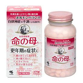 【第2類医薬品】命の母A/420錠/小林製薬/女性保健薬